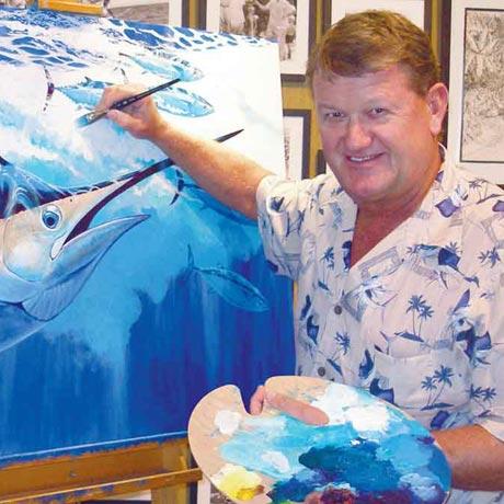 Guy Harvey Artist