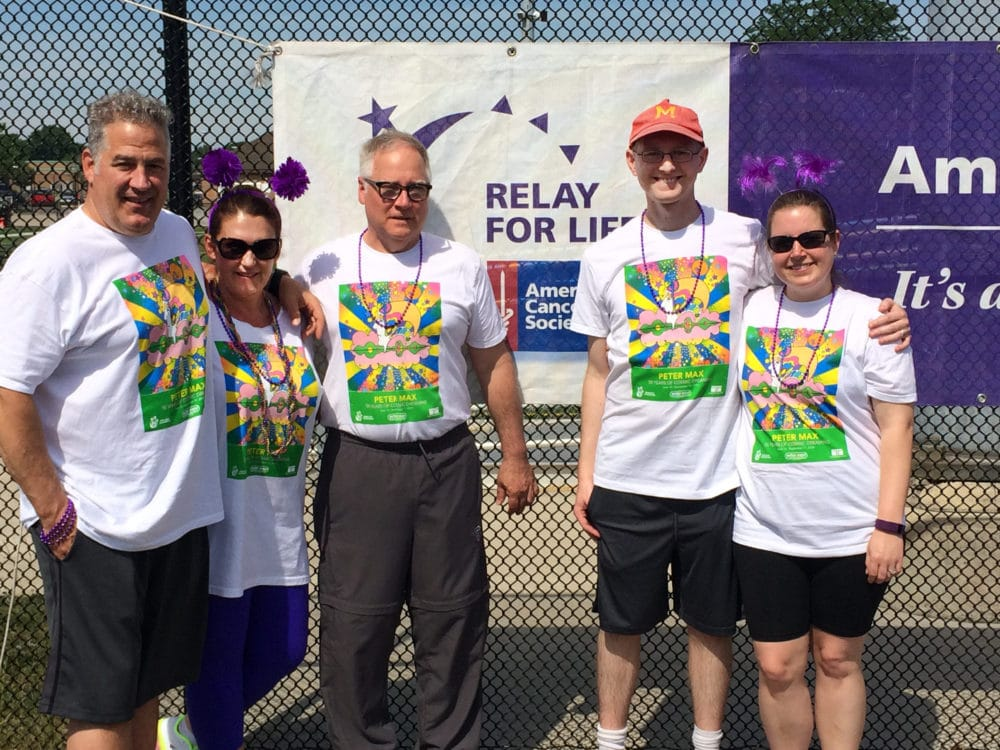 Relay For Life Park West Gallery Team