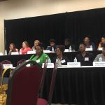 Park West Foundation foster students speak at forum in Michigan